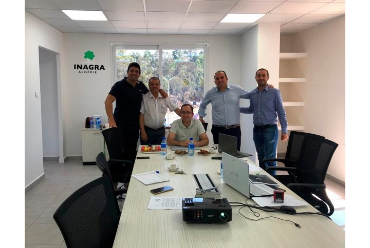 New offices opening in Algeria