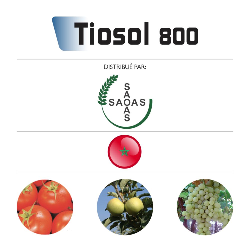 Tiosol 800
