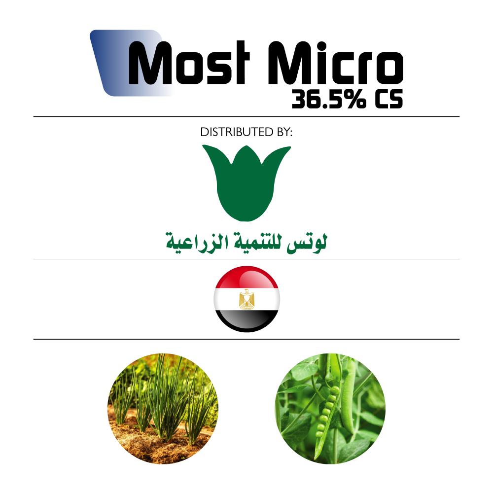 Most Micro 36,5% CS