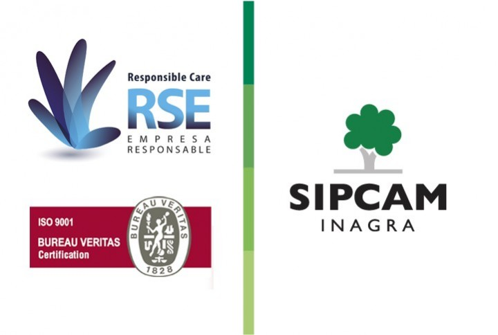 SIPCAM Inagra renews its RSE logo